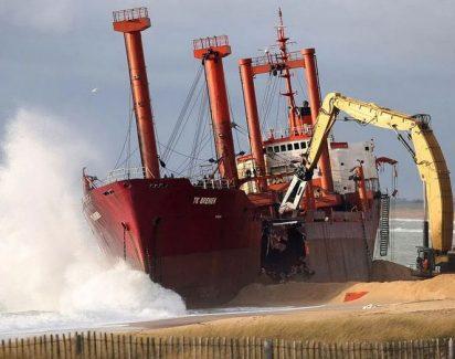 Демонтаж кораблей и судов