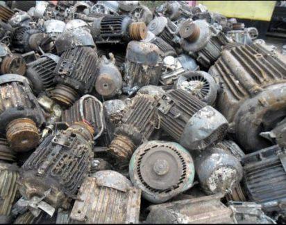 Сдать электро-двигатели с вывозом в СПб